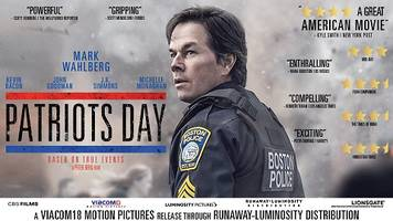 "critically acclaimed film patriots day off to a great start, critics dub it a perfect ""anti-trump"" movie"