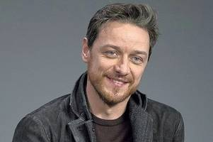 scottish star james mcavoy reveals he drove without licence 'for years'