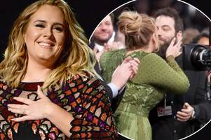 watch as adele confirms on stage in brisbane that she's married to simon konecki