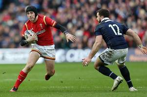 sam davies must replace dan biggar at 10 for wales and liam williams and leigh halfpenny should switch positions