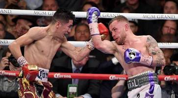further doubt on carl frampton and leo santa cruz belfast trilogy as mexican wants to fight lee selby next