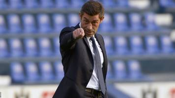 rangers: alan stubbs backs coach pedro caixinha for ibrox role