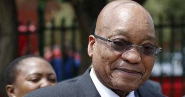 it's a declaration of war: south africa's president calls for confiscation of white land