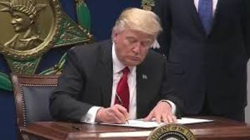 trump expected to sign new travel ban order