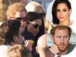prince harry and meghan look 'awkward' says judi james