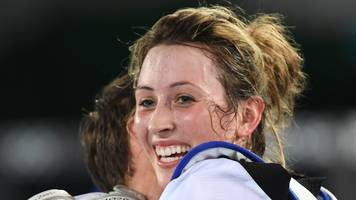 jade jones: olympic champion's teenage brother joins gb taekwondo academy