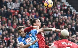 ibrahimovic set to miss united's fa cup tie at chelsea