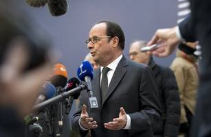 french president françois hollande: 'my ultimate duty' is to prevent a marine le pen victory