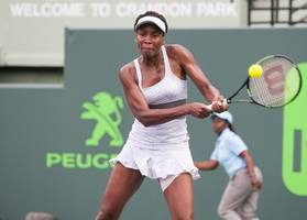 venus williams: tennis star dreams of playing into her 40s