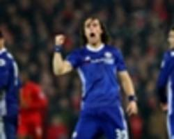 'he's the best centre-half in the league' - lampard hails chelsea's david luiz