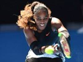 serena williams to lose number one ranking due to injury