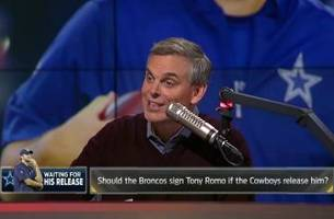 tony romo to the broncos? reports say john elway wants to make it happen | the herd