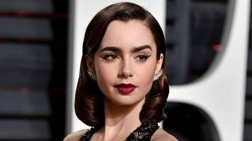 lily collins: phil collins was 'not the dad i expected'