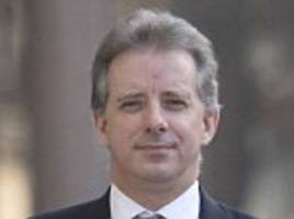 ex-mi6 officer christopher steele is back at work