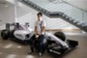 formula one car to carry logo of well-known derby company