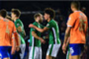 braintree town 0 lincoln city 4: match report - lee angol hit...