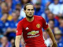 manchester united star daley blind named in holland squad