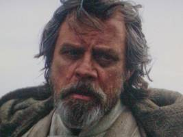 it looks like we know the first words of the next 'star wars' movie 'the last jedi'