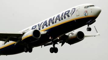 flight from glasgow diverts due to 'unruly' passengers