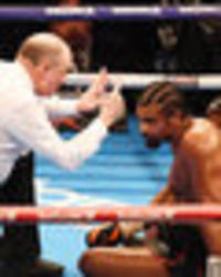 see gruesome pictures of david haye achilles after tony bellew showdown - graphic content
