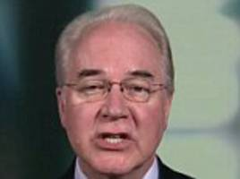 hhs secretary says replacement 'goal' is to lower costs