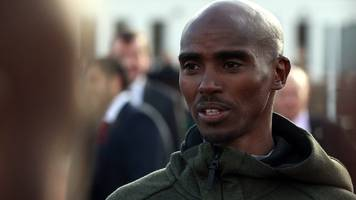 mo farah: supplement infusion 'not recorded properly by uk athletics'