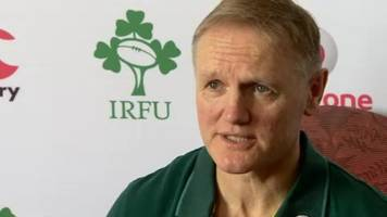 joe schmidt: ireland coach picks unchanged team for six nations game with wales