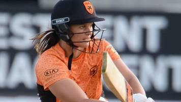 suzie bates: new zealand captain to play for hampshire in 50-over cricket