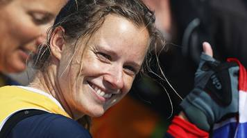 hannah mills: olympic sailing champion on changing boats and concussion