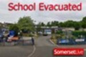 Bomb threat at Parkfield School, Taunton: pupils 'safe and happy'...