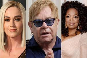 the surprising real names of celebrities and singers - and the reasons behind their new ones