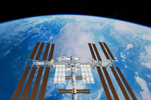 visit the international space station with your oculus rift in 'mission: iss'