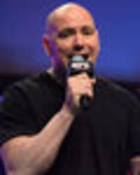dana white discusses the booking of michael bisping vs. georges st-pierre