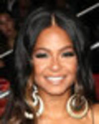 christina milan courts cleavage chaos as underboob spills from frock