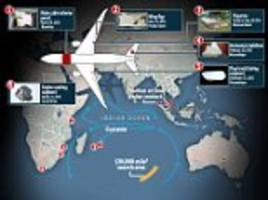 how a three-year hunt yielded only fragments of mh370