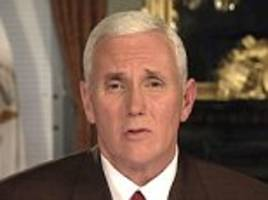 mike pence ducks challenge on trump's wiretapping claims