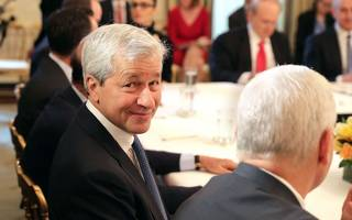 jp morgan's dimon says brexit job moves all about serving the clients