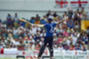 nottinghamshire's alex hales marks return to england side with a...