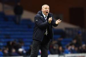 ally mccoist says rangers are no further forward than when he left and even walter smith couldn't close gap without cash injection