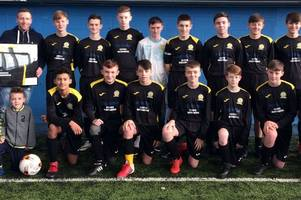 blantyre soccer academy coach delighted with under-15 scottish cup semi-final place