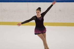 young bargeddie ice-skater overcomes odds to represent country at worldwide competition