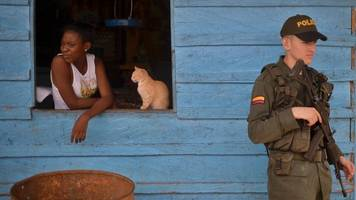colombia facing violence despite farc deal, icrc says