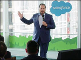 Salesforce FY18 Kickoff