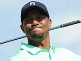 tiger woods out of arnold palmer invitational