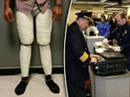 new york's jfk airport sees $164,000 cocaine bust