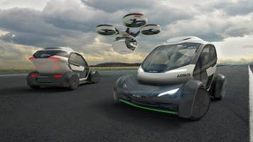 flying car aims to ease traffic congestion