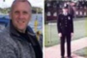 hundreds to attend funeral for plymouth cop and falklands veteran...