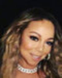 mariah carey flaunts boob-spill on date night with bryan tanaka — but fans are unimpressed