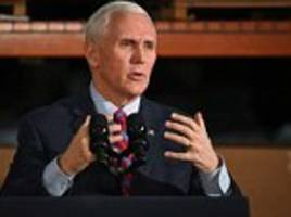 pence says new healthcare plan needed to end obamacare