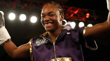 shields wins first women's fight to headline on us tv